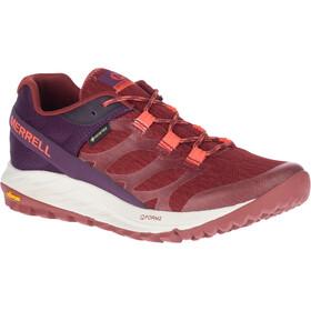 Merrell Antora GTX Shoes Women brick